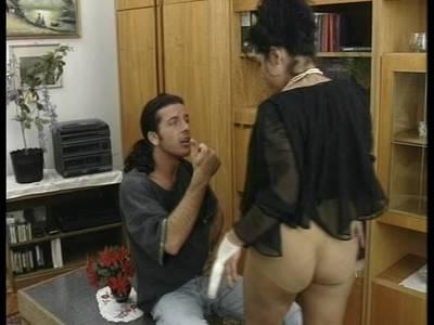 Retro Porno mit haarigen Muschis